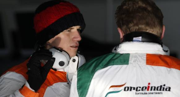 Hulkenberg: 2011'de F1'de olacağımdan eminim