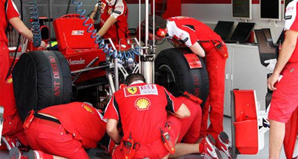 Ferrari'de personel değişikliği sözkonusu değil