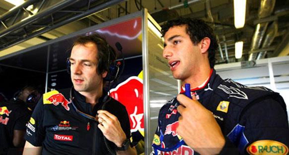 Ricciardo STR ile Cuma antrenmanlarına çıkacak