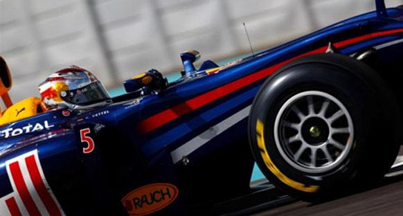 Vettel, şimdilik Red Bull'da mutlu