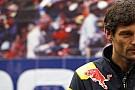 Webber: Şampiyonluk mücadelesinden kopmadım