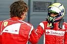 Massa, Raikkonen'le Alonso'ya mesaj verdi