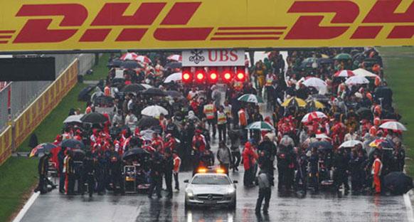 F1 camiası Kore'den memnun ayrıldı