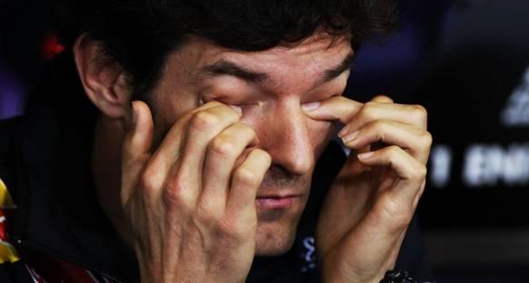 Webber: 'Olumlu bir gün geçirdik'
