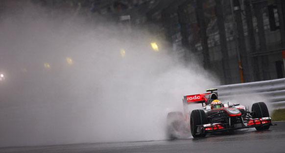 Hamilton 5 sıra grid cezası alacak