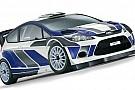 Ford yeni WRC aracı Fiesta RS'i tanıttı
