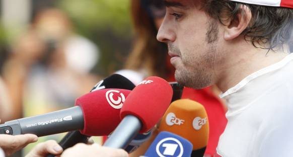 Alguersuari: 'Alonso çok soğuk'