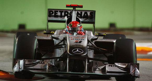 Schumacher: 'Deneyim Şampiyonluk için önemli değil'