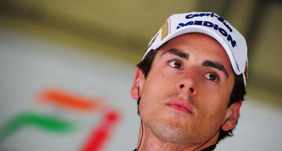 Sutil, Schumacher'i geçmek istiyor