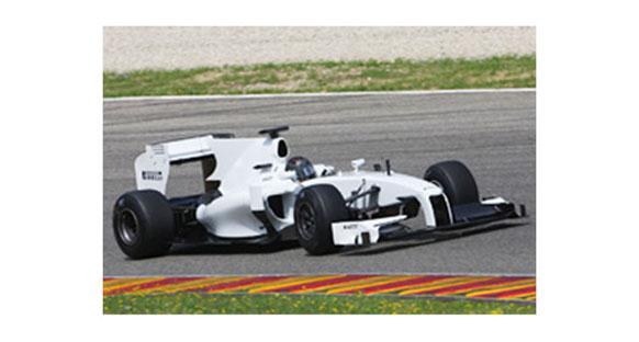 Pirelli 2011 lastik testlerinden ilk görüntüler