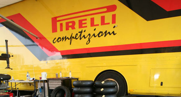 Pirelli Pazartesi testlere başlıyor