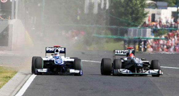Schumacher ve Macaristan GP üzerine bir analiz