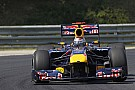 Macaristan Grand Prix Cuma 2. antrenman turları - Vettel günü lider bitirdi
