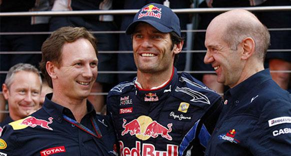 Webber, Red Bull'un sürücü eşitliğine güveniyor