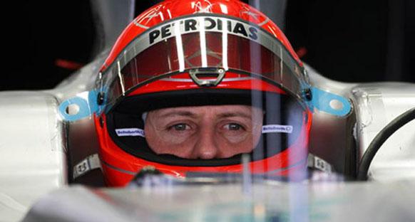Haug: 'Schumacher desteği hak ediyor'