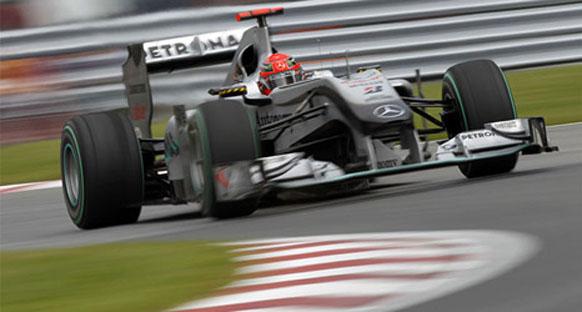 Schumacher 2011'e odaklandı