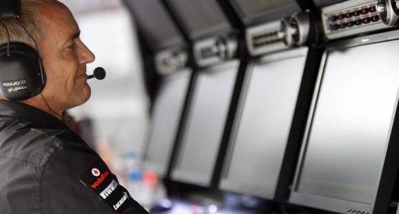 McLaren: 'Sürekli gelişmek şampiyonluğun kilit faktörü'