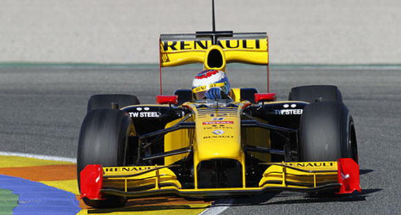 Renault'dan Petrov'a övgü