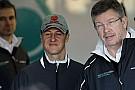 Brawn: 'Rosberg-Schumacher olayında hata bizimdi'