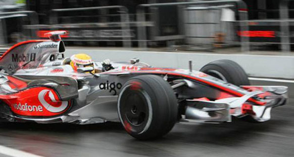 McLaren takım emri iddiasını yalanladı