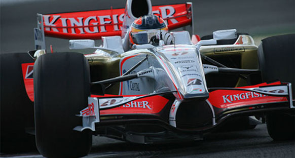 Liuzzi yarışlara geri dönmek istiyor