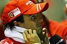Massa: 'Şampiyonluğa hazırım'