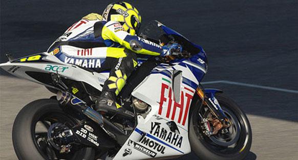 Stoner'ın hızı Rossi'yi korkuttu
