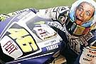 Rossi evinde pole pozisyonunda