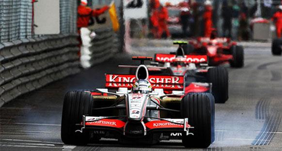 Force India yarış hakemlerine şikayette bulundu
