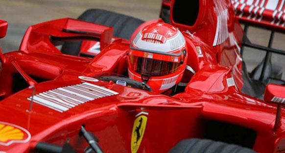 Schumacher gelecek hafta F2008'le testlere çıkacak