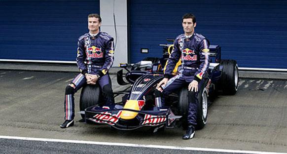 Red Bull son dakikada kaza testinden geçti