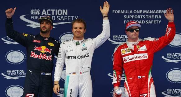 Rosberg: Oynadığımız lastik kumarı avantaj getirebilir