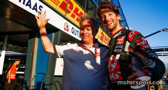 Haas: F1 'mızmızlarla' dolu