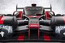 Audi'nin 2016'da yarışacağı R18 tanıtıldı