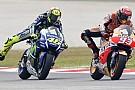 Rossi: Marquez ile ilişkimiz asla düzelmeyecek