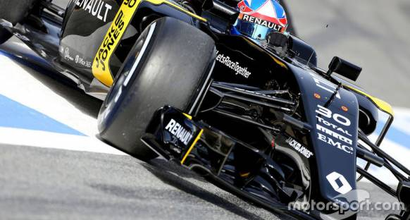 Renault yeni renk düzenini Melbourne'de tanıtacak