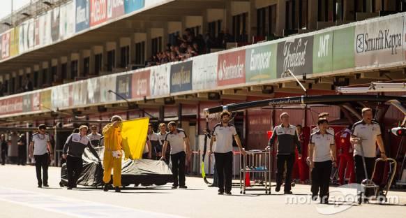 Haas, test sorunlarının Ferrari ile aynı olduğundan emin değil
