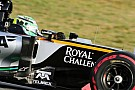 Barselona F1 testleri: Hulkenberg zirvede, Haas göz kamaştırdı