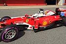 Vettel Barcelona'da liderliğini koruyor