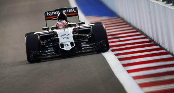 Force India yeni aracını Barcelona'da tanıtacak