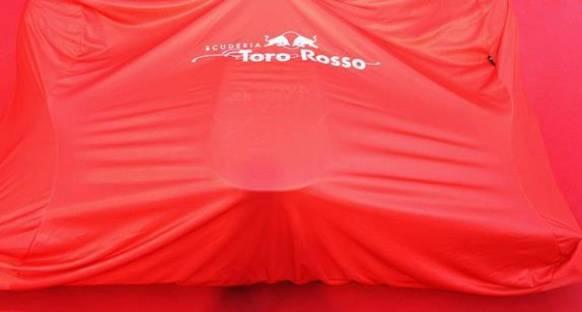 Toro Rosso ilk testlere geçici bir renk düzeniyle çıkacak