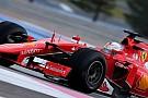 Pirelli F1 ıslak zemin testleri: Son günün lideri Vettel