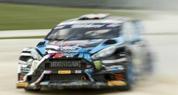 Block 2016'da Dünya Rallycross Şampiyonasında mücadele edecek