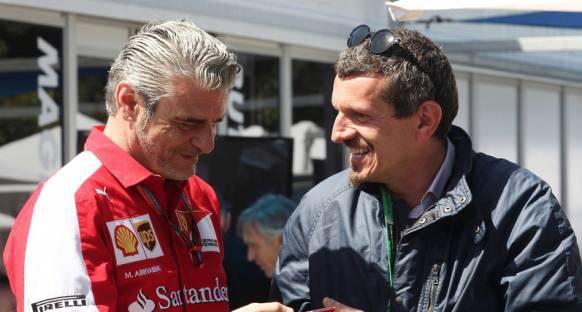 'Gecikmesi beklenen Ferrari'nin 2016 aracı HAAS'ı etkilemez'