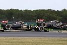 Lotus 2015'te 56 milyon borcu kapattı