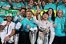 Sezonun kapanışı Rosberg'den