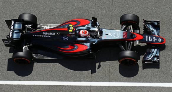 McLaren: Honda Hybrid Teknolojisinde Gelişmeli
