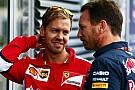 Vettel: Renault'nun başarıları unutuldu