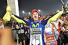 Aksiyonun eksilmediği yarışı Rossi kazandı