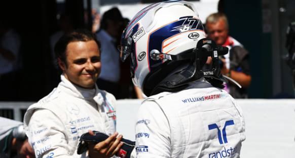 'Massa, Williams'a beklenenden fazlasını verdi'